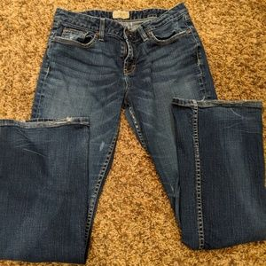 Jeans by the Buckle, 31x31